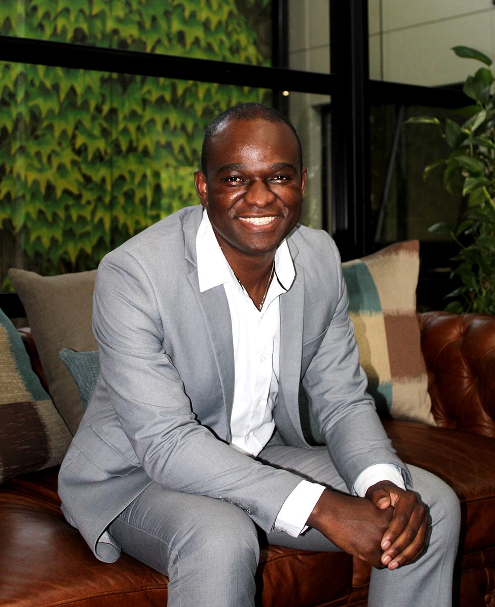 Landry Mutombo